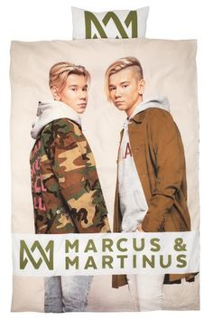 Sengesæt MARCUS & MARTINUS SGL White Hoodie, Tik Tok, Work Hard, Have Fun, Things I Want, Sweets, Paris, Stuff Stuff, Objects