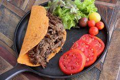 Slow Cooker Moroccan Beef, Slow Cooker Moroccan Beef, low carb moroccan beef, gluten free moroccan beef, cauliflower rice, gluten free tortilla, low carb tortilla