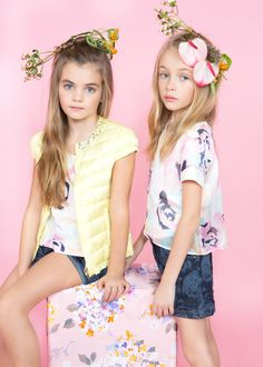 Shop Miss Blumarine SS16 at Childrensalon.com