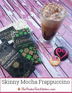 Skinny Mocha Frappuccino Frozen Coffee