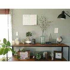 いなざうるす屋の雑貨感覚で飾れるフェイクグリーン | RoomClip mag | 暮らしとインテリアのwebマガジン