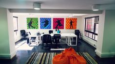 Co-Work Chile - a #coworking space in Santiago, Chile.