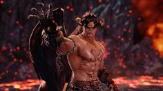 Tekken 7 is nearly here, have a look at its cast minus Roger Jr.: I'll just take a second to pour one out for Roger. Would a Fosters be…