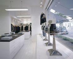 Modern Retail Interiors - Found Associates as seen on plastolux