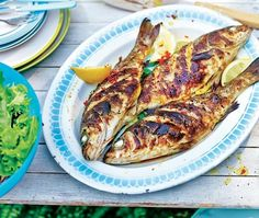 Lemon and honey sea bass | ASDA Recipes
