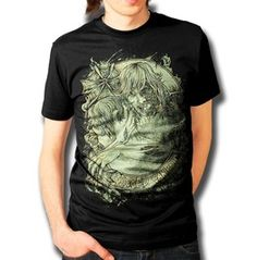Wicked Caribou - Killed By Girlfriend T-Shirt - Available at www.wickedcaribou.com