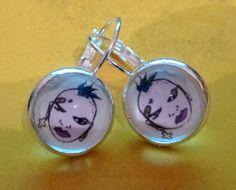 Tank Girl Earrings