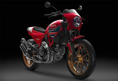 The Bullitt: Mike Hailwood Limited-Edition Ducati Scrambler