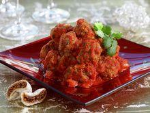 Tapasboller med fiken og koriander Frisk, Tapas, Beef, Chicken, Kitchen, Food, Norway, Cilantro, Meat