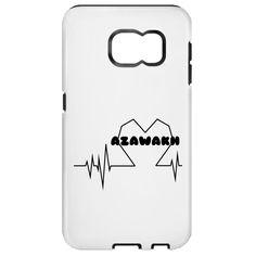 Azawakh Heartbeat Galaxy S7 Cases
