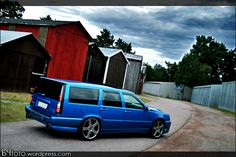 Volvo R AWD – Trevor Glantz – Join in the world Volvo 850, Volvo Wagon, Volvo Cars, Volvo Estate, Station Wagon Cars, Reliable Cars, Sweet Cars, Motor Car, Cool Cars
