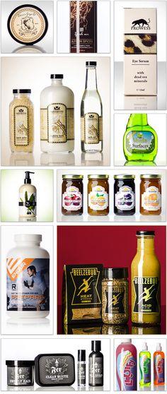 Our design portfolio in one quick view.