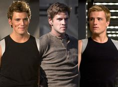 QUIZ: Which guy in The Hunger Games should you be dating?  - Sugarscape.com