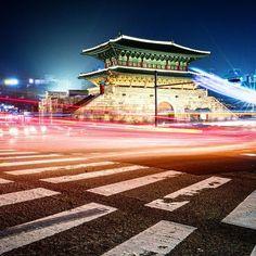 🇰🇷 Heunginjimun Gate | Seoul, South Korea