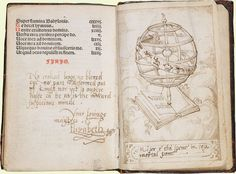 Queen Elizabeth I's poem and signature are likely to be an autograph in somebody else's book, who then had the armillary sphere, one of Queen Elizabeth's emblems, drawn to embellish the inscription (Royal Collection).