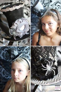 "| My Top 10 Favorite Halloween Parties – ""Twilight Fairy's Hollow"" Tween Party | http://soiree-eventdesign.com"