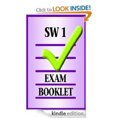 Social Work Exam Booklet 1: Dr. Linton Hutchinson: Amazon.com: Books