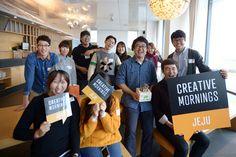 CreativeMornings/Jeju