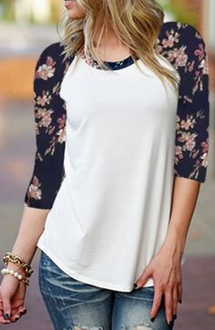 Floral for Days Top                                                                                                                                                                                 More