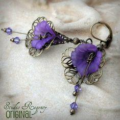 Flower bead idea.