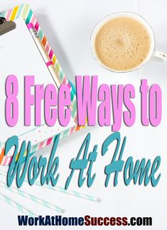 Discover these free ways to make a living working at home. http://www.workathomesuccess.com/8-free-ways-to-work-at-home/?utm_campaign=coschedule&utm_source=pinterest&utm_medium=Leslie%20Truex&utm_content=8%20Free%20Ways%20to%20Work%20At%20Home