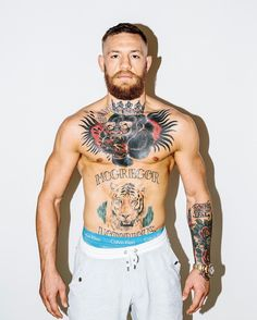 483.3 тыс. отметок «Нравится», 1,706 комментариев — Conor McGregor Official (@thenotoriousmma) в Instagram: «GQ  Photo - @nathanielwood»