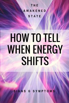 How to Tell When Energy Shifts. We're going over the signs and symptoms you can encounter in your life showing that energy is shifting! Reiki, Spiritual Health, Spiritual Growth, Spiritual Wisdom, Mantra, Yoga, Meditation Musik, Meditation Quotes, Spiritual Meditation