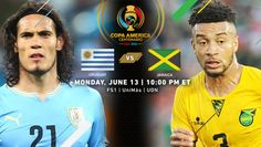 Copa America Centenario Match Recap | Uruguay 3, Jamaica 0 | (June 13th, 2016 @ Levi's Stadium in Santa Clara, CA) | Uruguay cruised to a 3-0 win over fellow eliminated nation Jamaica in their Group C finale at Levi's Stadium in Santa Clara, California, on Wednesday night. Abel Hernandez scored the decisive goal 21 minutes in, and a Je-Vaugh Watson own goal and Mathias Corujo strike in the second half made the scoreline more one-sided. Copa America Centenario, Own Goal, Santa Clara, One Sided, Jamaica, Wednesday, Two By Two, June, California
