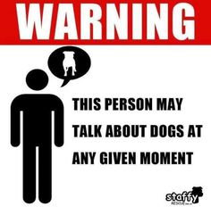 Dog Warning Funny