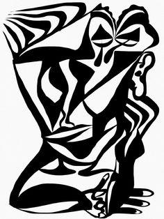 'Autorretrato de la Incongruencia' by Rony.