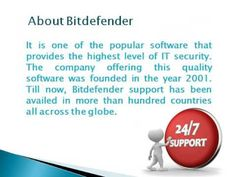 This video is help to define of how Calling on #BitdefenderSupport Solves All Technical Issues in Your Antivirus Quickly. #BitdefenderAntivirusSupportCanada #BitdefenderSupportNumberCanada