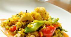 Uma opção refinada para o almoço de Páscoa sem ingredientes de origem animal é a Paella Vegetariana, do restaurante Moinho de Pedra (tel.0/xx/11/5181-0581). Clique no MAIS para ver a receita