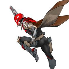 Arte Dc Comics, Marvel Comics, Nightwing, Batgirl, Comic Character, Character Design, Red Hood Jason Todd, Robin Dc, Superhero Design