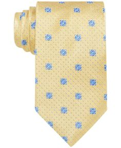 Brooks Brothers Men's Flower Mini Dot Neat Tie