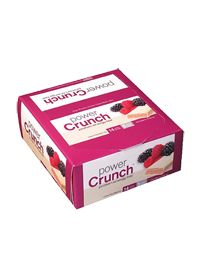 #vitaminshoppe and #contest   BioNutritional Research Group Power Crunch Wildberry Creme, 12.0 Each , Bars