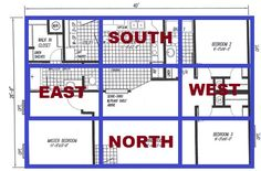 Feng Shui On Pinterest Feng Shui Floor Plans And Maps