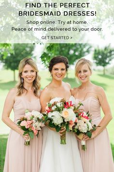Check out our FAQS for the Brideside Box program where you can try bridesmaid dresses on at home! Get you the best bridesmaid dresses for your wedding. Bridesmaids And Groomsmen, Wedding Bridesmaid Dresses, Wedding Attire, Wedding Gowns, Our Wedding, Dream Wedding, Wedding Stuff, Wedding Wishes, Wedding Bells