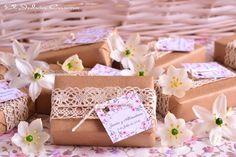 Detalles para bodas, jabones vintage. Consultas y encargos: eljaboncasero@gmail.com