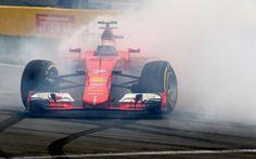 Arrivabene prende male la Ferrari senza Podio Arrivabene l'ha presa davvero male! Una Ferrari fuori dal podio ancora non si era vista quest'anno, ma ancora di più fa male aver perso un podio così, con un errore grossolano da parte di un es Campi #gpcanada #ferrari #cuoreferrari #kimi #seb