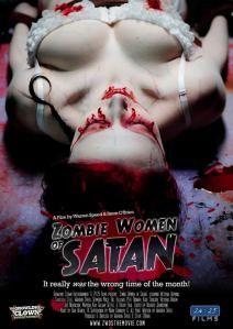 Zombie Women of Satan. No