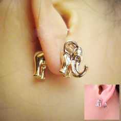 Get These Super Cute 3D Elephant Earrings For FREE! Clam Yours Today Before They Are All Gone! This Product Will Be Taken Down Once We Run Out Of Them! Shipping Details: - Due to high demand, please a