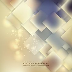 Abstract Beige Geometric Square Background #freevectors