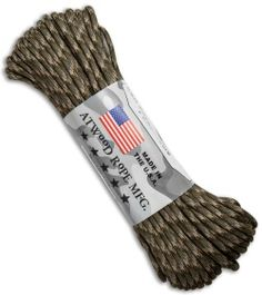 Atwood 550 Lb. Paracord 100 Ft. 7 Strand Core (Multi-Cam) RG1121H - Blade HQ