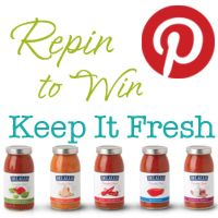 "We Show You How to ""Keep It Fresh with Pomodoro Fresco"" Giveaway!"