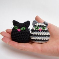 cat crochet pattern pdf, quick and easy amigurumi cat crochet pattern. $3.50, via Etsy. by Coolkat Avalon
