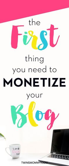 How to make money blogging. Is that what you are thinking? If you are a stay-at-home mom or beginner blogger wanting to start a blog and earn some passive income or extra income blogging, you need to know the first step. Click here to find out what that is.