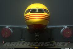 Boeing 757-236(SF) @ Frankfurt am Main