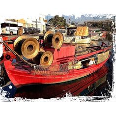 Cohered Boat
