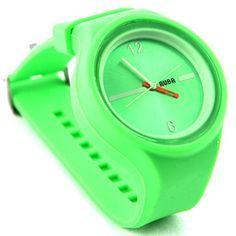 RUBR II Watch Lime