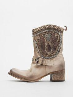 Boho. Gypsy. Boots.